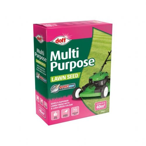 Doff Multi Purpose Lawn Seed With Procoat 1kg